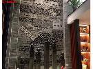 呼吸砖瓦文化景观墙