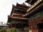 中国古代木构架建筑的基本型制