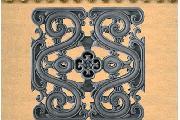 龙荼仿古砖雕图册