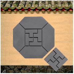 龟背纹八边形