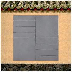 青砖组合地砖