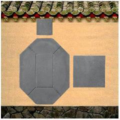 八角龟背纹