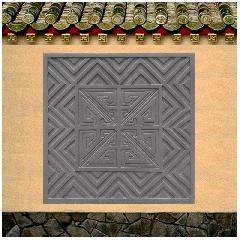 砖雕墙地砖回文砖汉文砖影视城地面砖仿古中式青砖龙荼古建墙地砖
