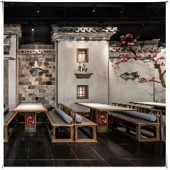 青砖飞檐房檐砖细屋檐青砖砖雕细料方砖个性化门楣窗沿定制