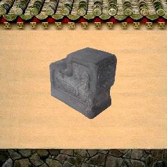 花回纹青瓦滴水勾头屋脊系列建筑构件装饰屋顶屋檐仿古建筑材料