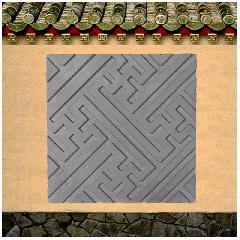 砖雕墙地砖回文砖中式简约仿古防滑耐磨地砖影壁山西龙荼厂家直销