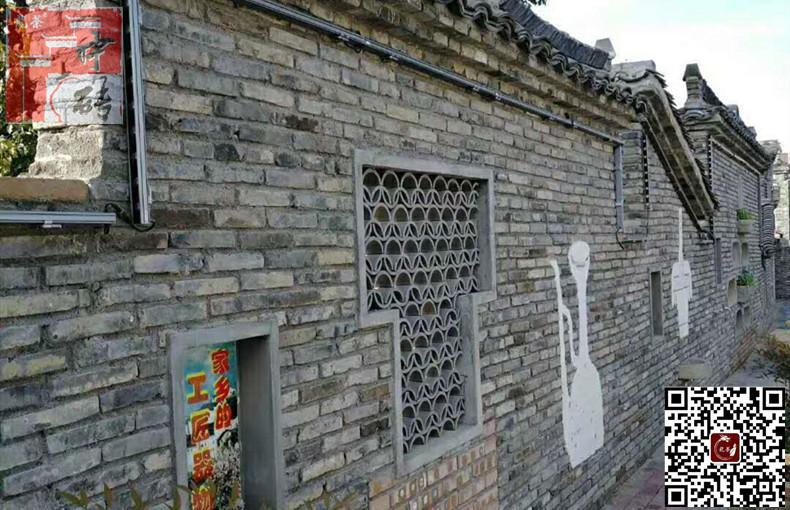 旧95砖,旧瓦,工程,案例