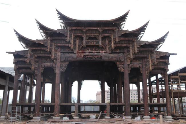 古建筑装修设计