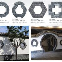 北京四合院设计之美【什锦窗】