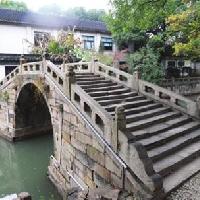 苏州园林里各式各样的桥