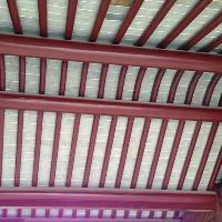 古建筑屋顶-望砖