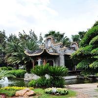 中国古典园林的构景方法
