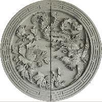 砖雕装饰艺术的象征性符号的象征寓意