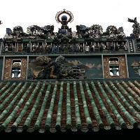灰塑广东传统工艺非物质文化遗产之一