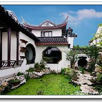 中国园林的山水精神