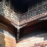 论徽州木雕的文化内涵