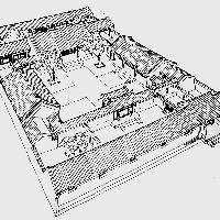 四合院建筑形式