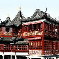 中国古建筑基本组成结构