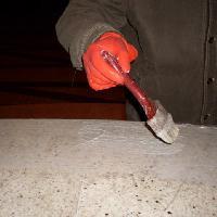 专业石材清洗 石材防护