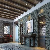 仿古青砖的铺贴及装修施工知识