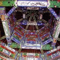 颐和园长廊的彩绘艺术