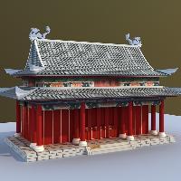 常见古建筑的构造方式