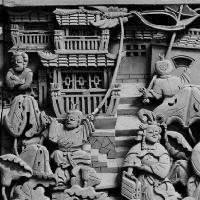 砖雕的历史和欣赏