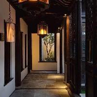东阳木雕中式风格装修