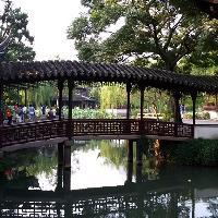 苏州园林--写意的山水艺术思想