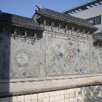 四合院墙体工程