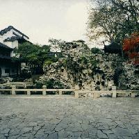 苏州古典园林建筑